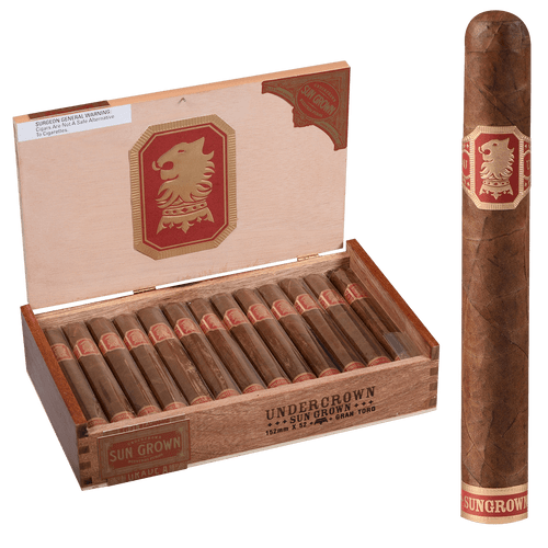 Undercrown Cigars Sun Grown Gran Toro 25 Ct. Box 6.00X52