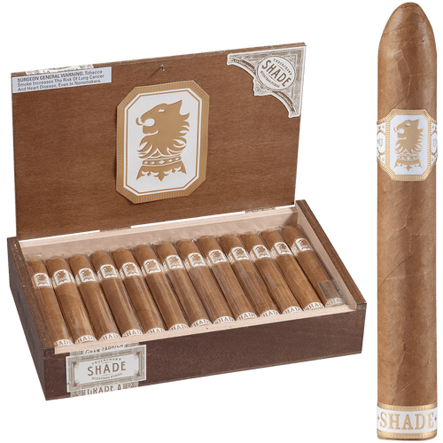 Undercrown Cigars Connecticut Shade Belicoso 25 Ct. Box 6.00X52