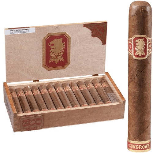 Undercrown Cigars Sun Grown Gordito 25 Ct. Box 6.00x60