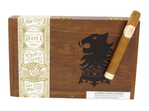 Undercrown Cigars Connecticut Shade Corona 25 Ct. Box 5.625X46