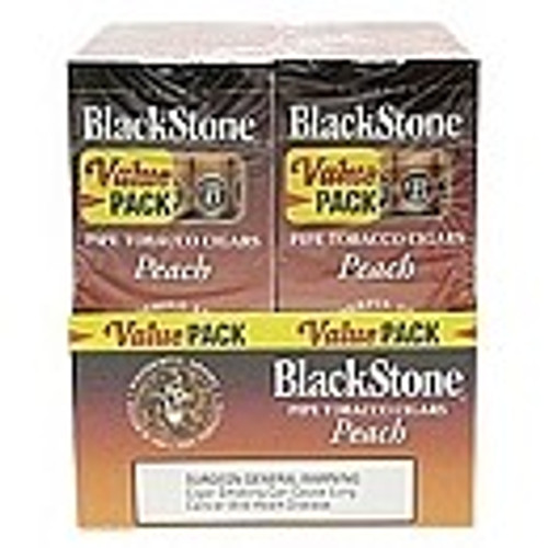 Blackstone Tip Cigarillos Peach