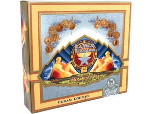 La Vieja Habana Cigars Bombero Corojo 20 Ct. Box 6.00X54
