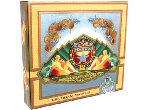 La Vieja Habana Cigars Bombero Maduro 20 Ct. Box 6.00X54