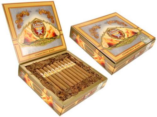 La Vieja Habana Cigars Chateau Corona Connecticut 20 Ct. Box 5.50X46