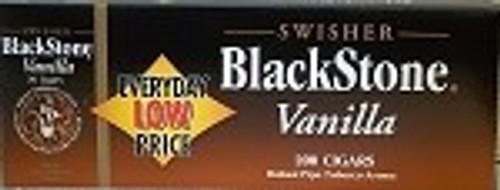 Blackstone Filtered Cigars Vanilla