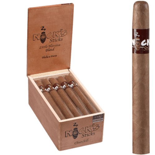 Nicks Sticks By Perdomo  Maduro Cigars Churchill 20 Ct. Box