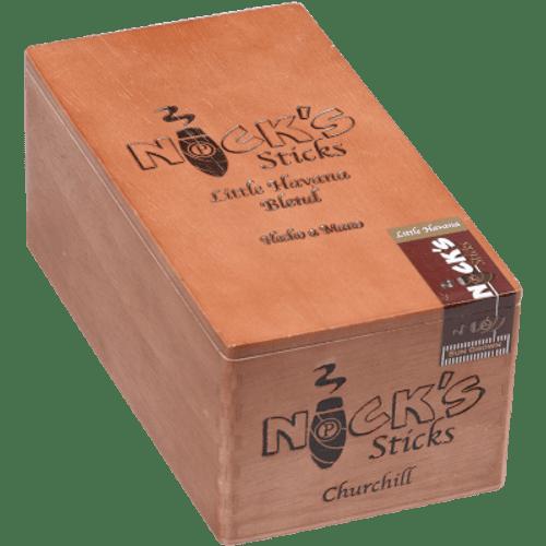 Nicks Sticks By Perdomo  Maduro Cigars Churchill 20 Ct. Box