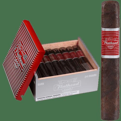 CAO Cigars Flathead V660 Carb 24 Ct. Box 6.00X60