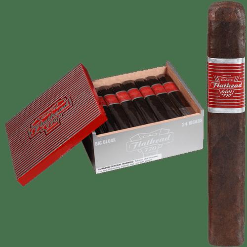CAO Cigars Flathead V770 Big Block 24 Ct. Box 7.00X70