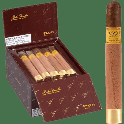 CAO Cigars Flavours Bella Vanilla Corona 20 Ct. Box 5.25X42