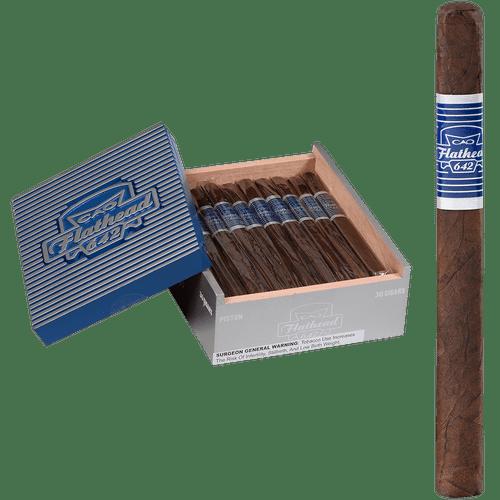 CAO Cigars Flathead V642 Piston 30 Ct. Box 6.50X42