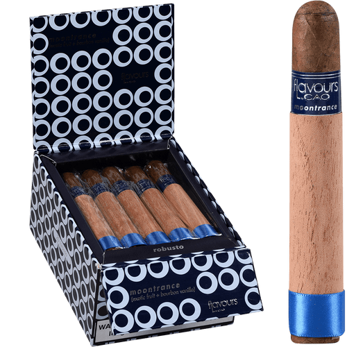 CAO Cigars Flavours Moontrance Torpedo 20 Ct. Box 5.00X48