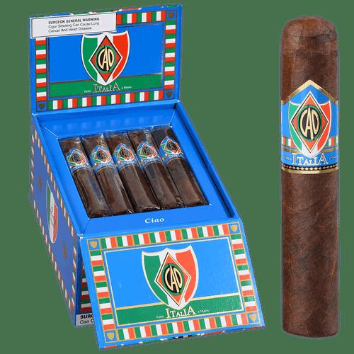 CAO Cigars Italia Ciao 20 Ct. Box 5.00X56