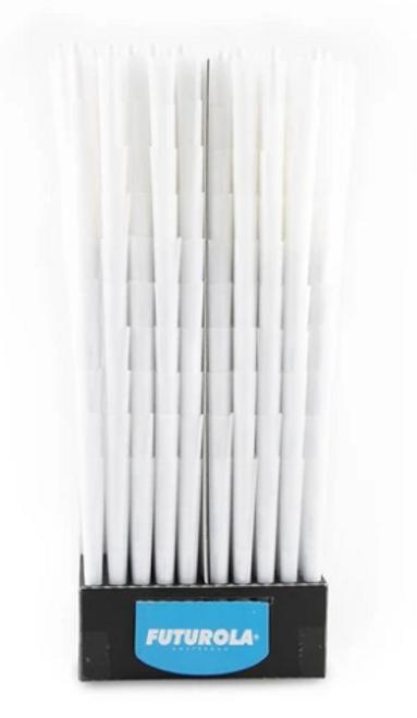 Futurola Cones King Size Classic White