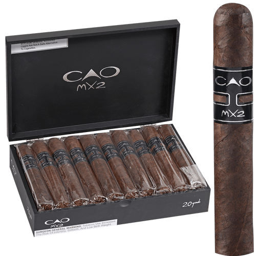 CAO Cigars Mx2 Gordo 20 Ct. Box 6.00X60