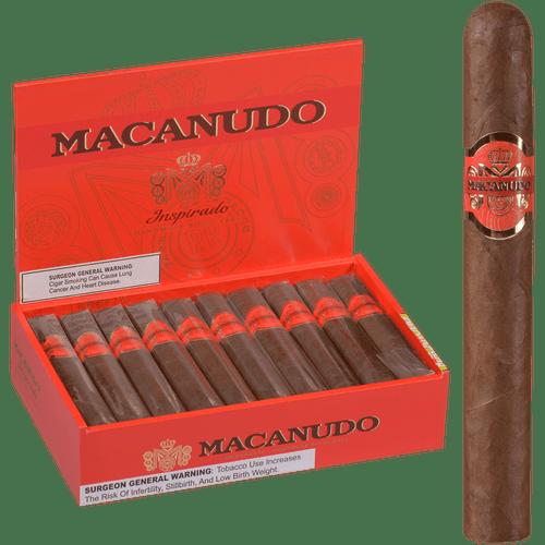 Macanudo Cigars Inspirado Robusto 20 Ct. Box 5.00X50