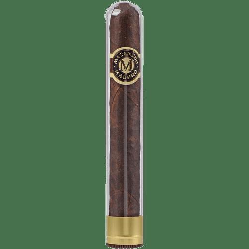 Macanudo Cigars Maduro Crystal Tubos 8 Ct. Box 5.50X50