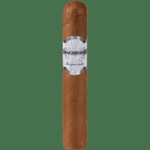 Macanudo Cigars Inspirado White Robusto 20 Ct. Box 5.00X50