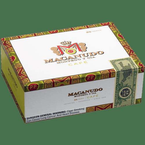 Macanudo Cigars Cafe Gigante 25 Ct. Box 6.00X60