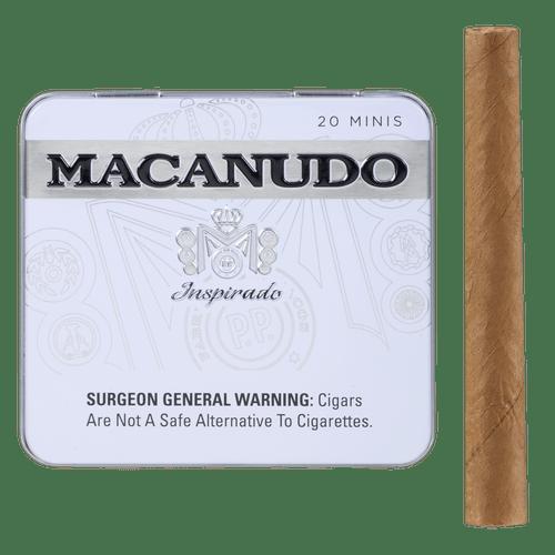 Macanudo Cigars Inspirado Minis Counter Top Display 30/20 Ct.