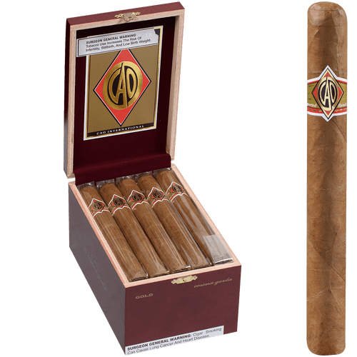 CAO Cigars Gold Label Corona Gorda 20 Ct. Box 6.50X50