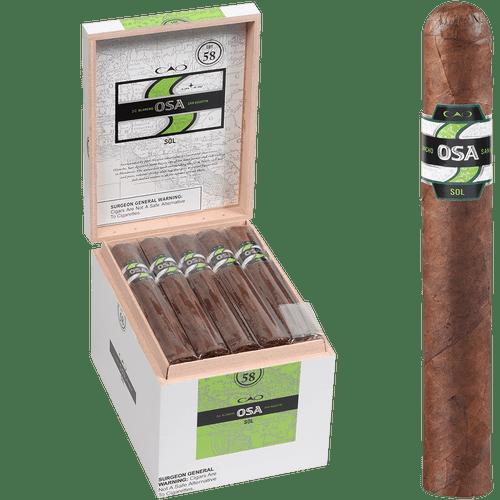 CAO Cigars Osa Sol Lot 58 25 Ct. Box 6.50X58