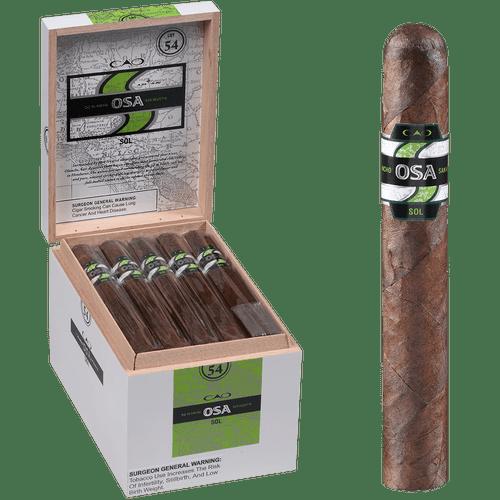CAO Cigars Osa Sol Lot 54 25 Ct. Box 6.00X54