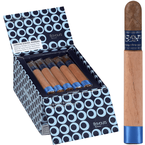 CAO Cigars Flavours Moontrance Corona 20 Ct. Box 5.25X42