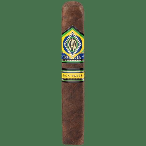 CAO Cigars Brazilia Box-Press 20 Ct. Box 5.50X55