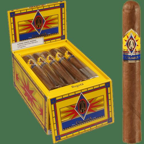 CAO Cigars Colombia Bogota 20 Ct. Box 6.00X60