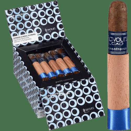 CAO Cigars Flavours Moontrance Petite Corona 25 Ct. Box 4.00X38