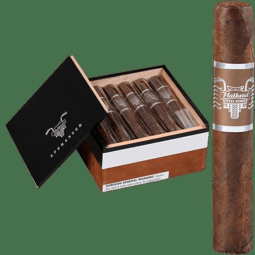CAO Cigars Flathead Steel Horse Apehanger 18 Ct. Box 5.50X58