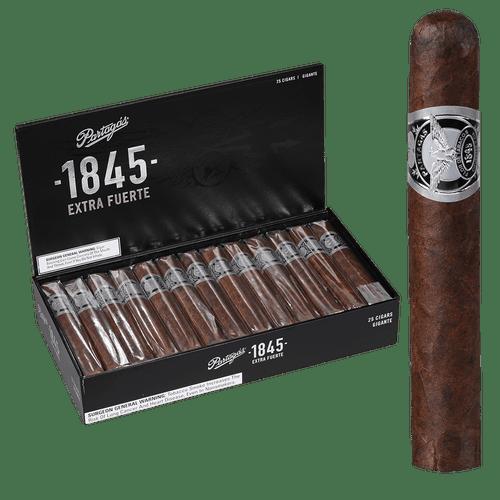 Partagas Cigars 1845 Extra Fuerte Gigante 25 Ct. Box 6.00X60