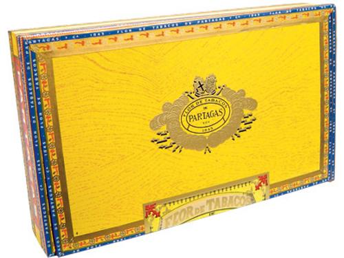 Partagas Cigars Naturales 25 C.T Box 5.50X50