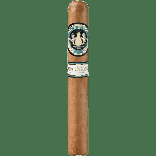 Don Diego Cigars Major Tubes 20 Ct. Box 5.63x44