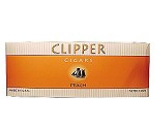 Clipper Filtered Cigars Peach