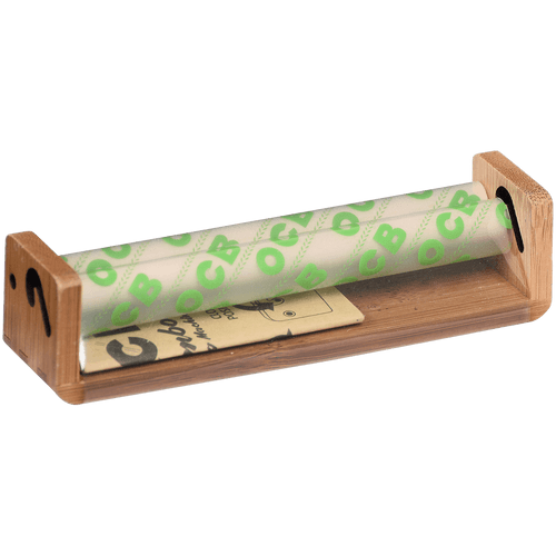 OCB Cigars Bamboo Rolling MachineRoller Slim 6 Ct. Box