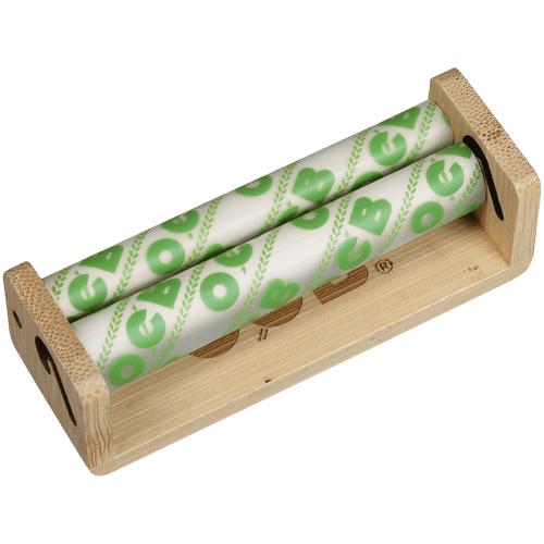 OCB Bamboo Rolling MachineRoller 1 1/4 6 Ct. Box