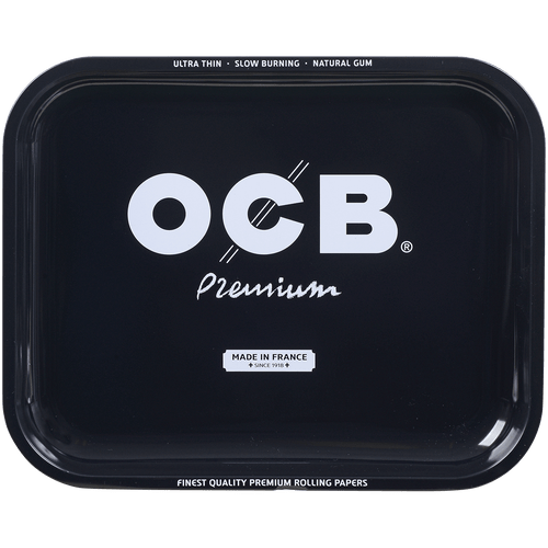 OCB Metal Rolling Tray Premium Large