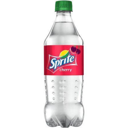 Sprite Exotic Pop  Soda Flavors 20oz Bottles