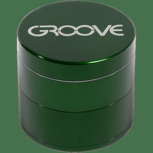 "Aerospaced Grinder Groove 2.5"" Four Piece"