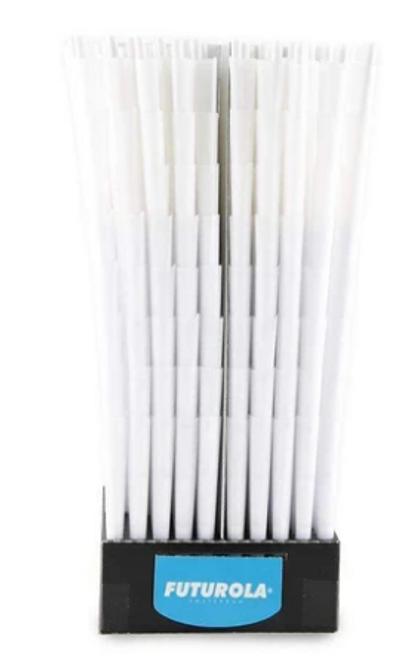 Futurola Cones King Size Classic White - 800ct