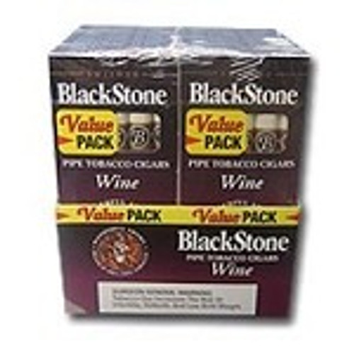 Blackstone Tip Cigarillos Wine