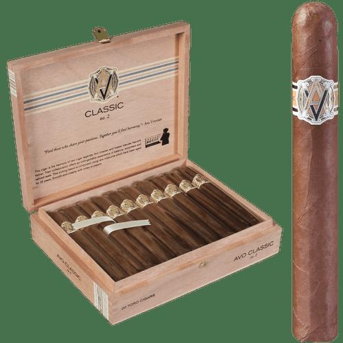 AVO Cigars Classic No. 2 Toro 20 Ct. Box 6.00X50