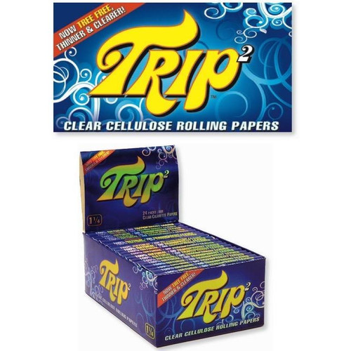 Trip2 1/14 Clear Rolling Papers