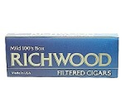 Richwood Filtered Cigars (Gold) Mild