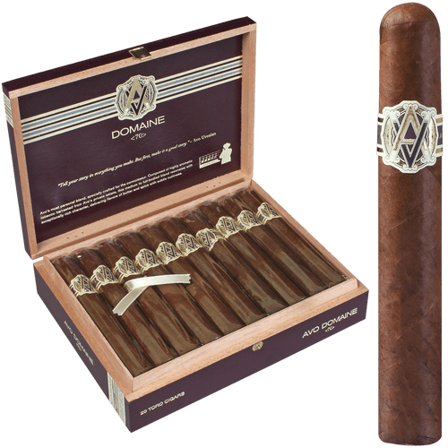 AVO Cigars Domaine <70> Toro 20 Ct. Box 6.00X54