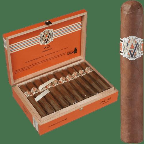 AVO Cigars XO Intermezzo Robusto 20 Ct. Box 5.50X50