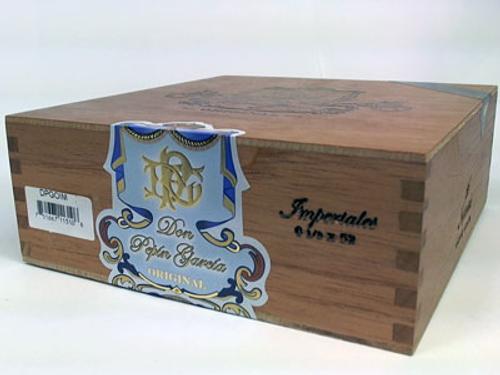Don Pepin Garcia Original Imperiales Cigars Torpedo 24 Ct. Box