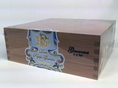 Don Pepin Garcia Cigars Original Generosos Toro 24 Ct. Box